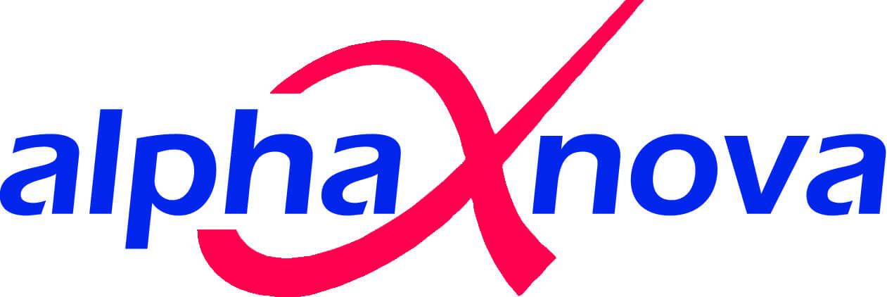 Logo alpha nova